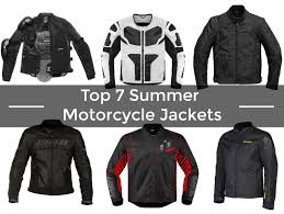 motorcycle clothing top 7 summer motorcycle jackets on ebay