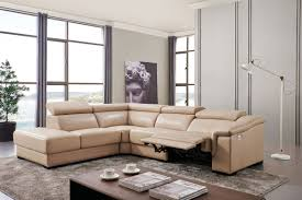 living room sets leather 760 sectional w electric recliner leather sectionals living room