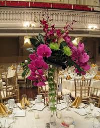 water centerpieces orchid water wedding centerpieces the wedding specialiststhe