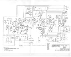 bass amplifier schematics
