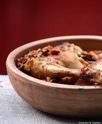 cuisiner un lapin lapin au cidre au thym et au romarin