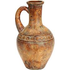 Outdoor Large Vases And Urns Porto Fino Distress Terra Cotta Urn Ceramic Vase Free Shipping
