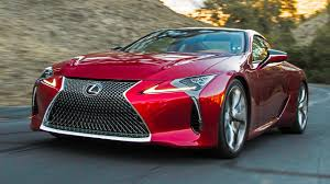 new lexus hybrid coupe inside the all new lexus lc 500 motor trend presents youtube