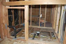 plumbing rough pipe plumbing kitchen plumbing rough in pex water lines install