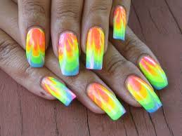 14 best water marble nail art images on pinterest marble nails