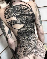 female full back tattoos best tattoo ideas gallery