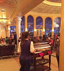 be our guest lunch review pixie dust and beyond
