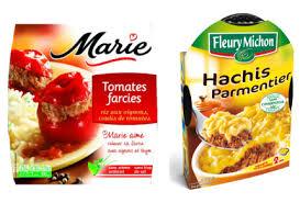 plats cuisiné plats cuisinés frais fleury michon contre