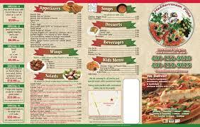 takeout menu template takeout menu template 1 for free tidyform