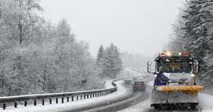 uk weather warnings for snow across the uk as winter freeze drops