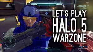 warzone maps halo 5 warzone gameplay raid on apex 7 map let s play halo 5