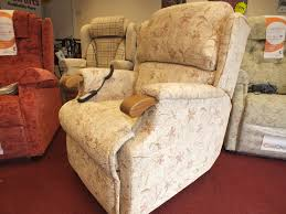 Buoyant Upholstery Limited Buoyant Upholstery Malvern Dual Motor Electric Rise And Recline