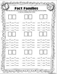 the lesson plan diva more free dice games fact families c