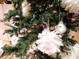 Faux Fur Christmas Tree Skirt West Elm Holiday Preview 2014 Pink The Town