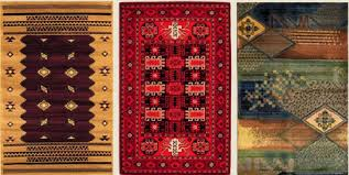 Lodge Style Area Rugs Certain Décor Styles Fit Best With Specific Rug Designs And Color