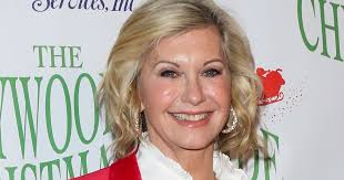 Hit The Floor Olivia - olivia newton john bravely announces her breast cancer has