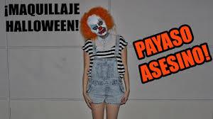 killer clown makeup halloween maquillaje para halloween payaso asesino killer clown makeup