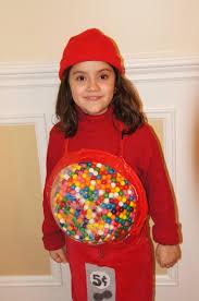 Gumball Costume Halloween Halloween 2012 Hunger Games Red Gumball Machine Bits