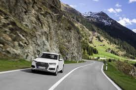 Audi Q7 X5 - entry level 3 0 tdi audi q7 now available for order