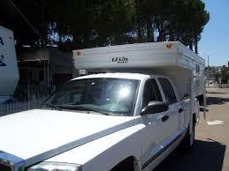 Dodge Dakota Truck Bed Camper - ez lite truck campers