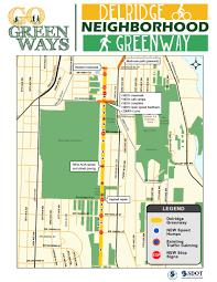 Seattle Bus Map by Delridge Neighborhood Greenway Now Officially Open Seattle Bike Blog