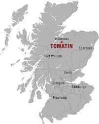 Scotch Whisky Map History U2014 Tomatin