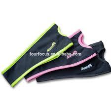 sport headbands non slip headband fleece ear warmer ponytail headband sport