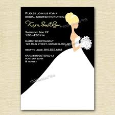 Bridal Invitation Cards Online Bridal Shower Invitations Plumegiant Com