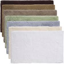 Grey Bathroom Rug by Amazon Com Grund Certified 100 Organic Cotton Bath Mat