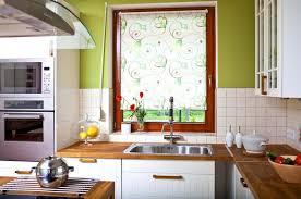 store cuisine design interieur rideaux cuisine store blanc motif arabesques