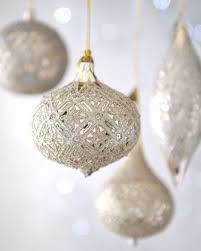 25 unique silver ornaments ideas on silver