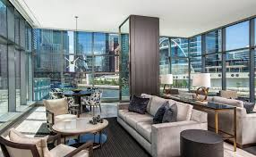 New Orleans Artisan Doorman Designs by River North Luxury Apartments At Wolf Point West