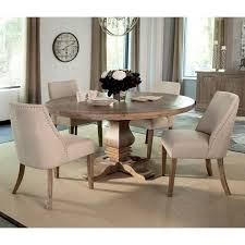 5 pc round pedestal dining table coaster donny osmond home florence 5pc round pedestal dining set in