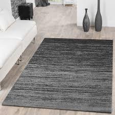teppiche wohnzimmer teppich modern wohnzimmer teppich farbverlauf kurzflor grau