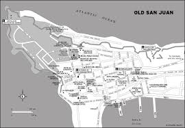 Map Puerto Rico Maps Update 600465 Tourist Map Of San Juan Puerto Rico U2013 Old San