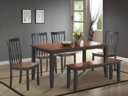 Big  Small Dining Room Sets With Bench Seating - Dining room table bench seating