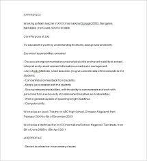 Sample Resume For English Tutor by Tutor Resume Resume Cv Cover Letter
