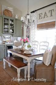 Kitchen Table Decorating Ideas 10 Ways To Turn A Boring Kitchen Table Into Designer Furniture