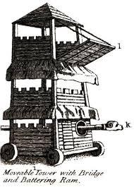 siege machines siege tower by barefootliam on deviantart
