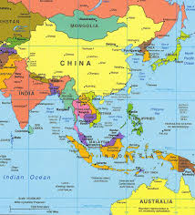 North Asia Map by Political Map Of North America New Of Roundtripticket Me