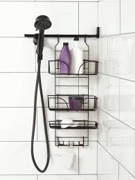 bathroom caddy ideas bathroom design brilliant bathroom storage trendy corner