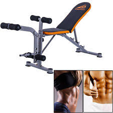 Incline And Decline Bench Unbranded Strength Training Benches Ebay