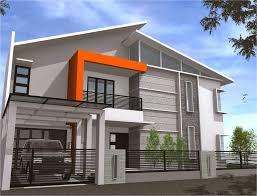 excellent tropical house design ideas beige colored concrete