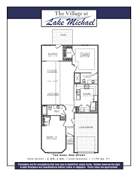 Story Plans Floor Plans At Mebane Townhomes