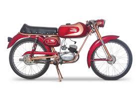 ducati 125 cm3 sport special 1960 frame no 11037 engine no