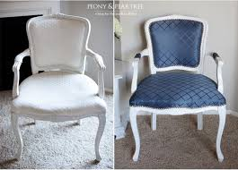 How To Recover Armchair Recover A Chair How To Reupholster A Dining Room Chair Incredible