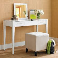 Narrow Vanity Table Narrow Leg Vanity West Elm