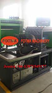 china eps615 bosch diesel injection pump test bench with schneider