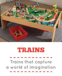 Free Children S Train Table Plans by Kidkraft