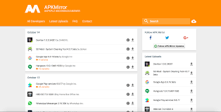 mirror apk how to install apk files on your android device